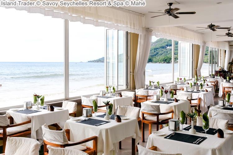 Island Trader Savoy Seychelles Resort & Spa Mahé