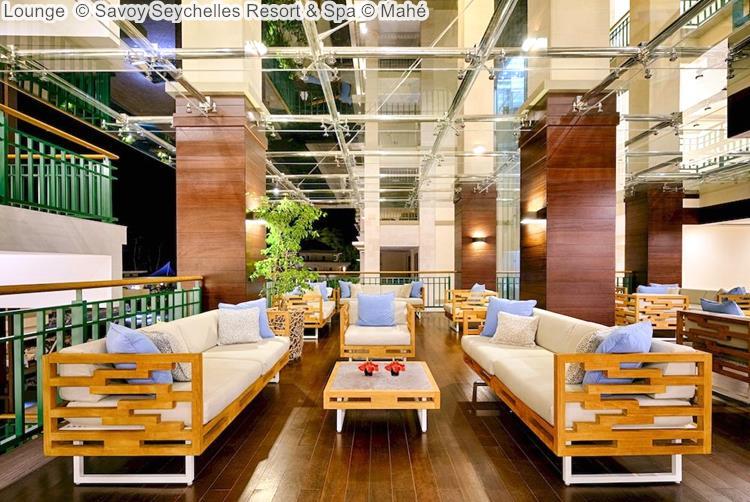 Lounge Savoy Seychelles Resort & Spa Mahé