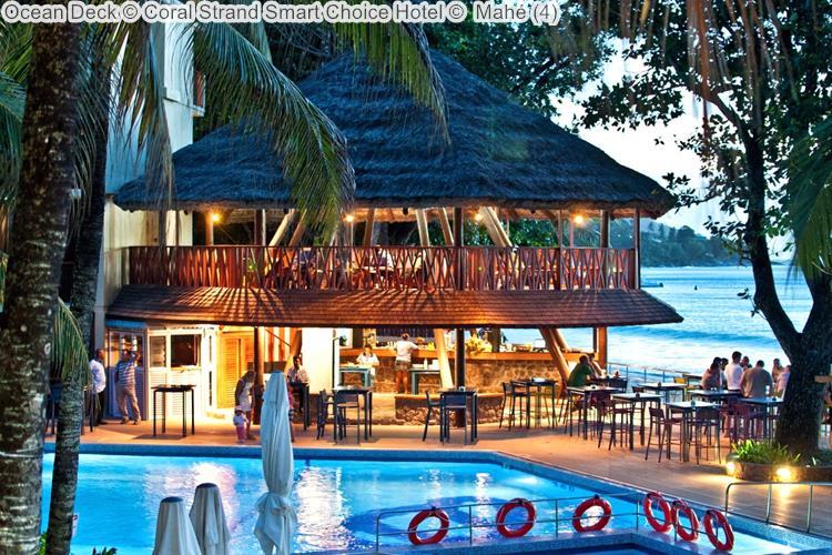 Ocean Deck Coral Strand Smart Choice Hotel Mahé