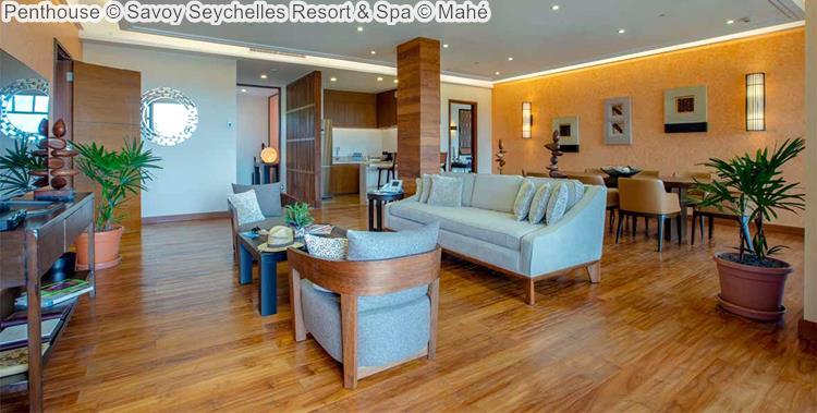 Penthouse Savoy Seychelles Resort & Spa Mahé