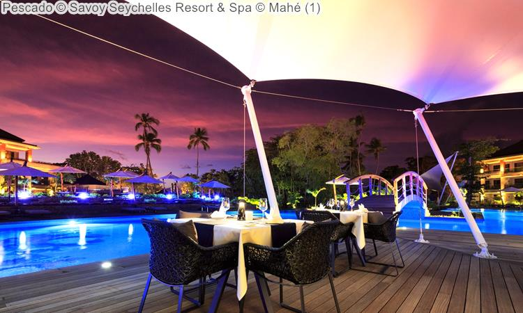 Pescado Savoy Seychelles Resort & Spa Mahé