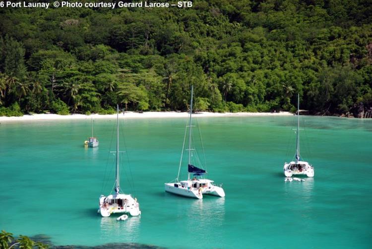 Port Launay Mahé