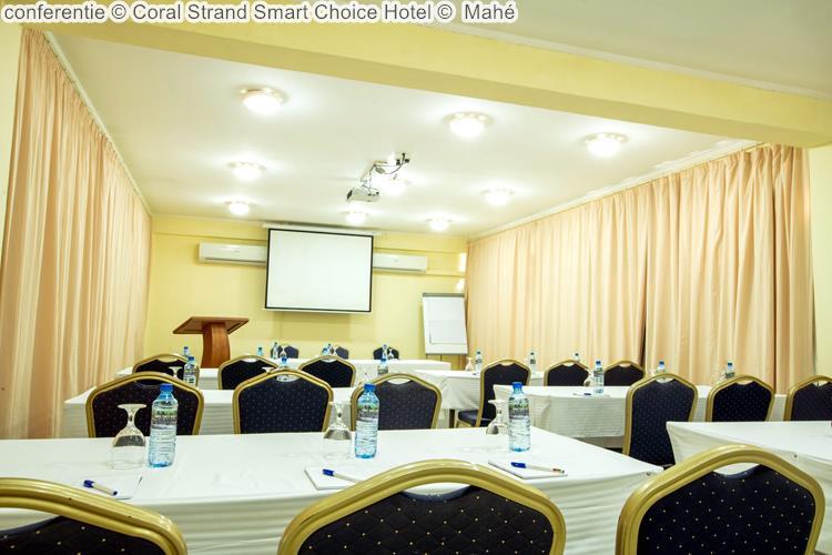 conferentie Coral Strand Smart Choice Hotel Mahé
