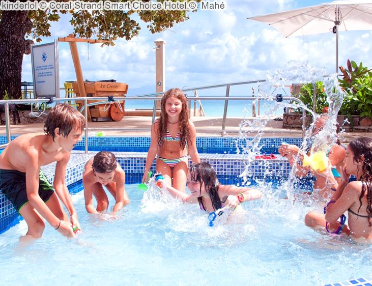 kinderlol Coral Strand Smart Choice Hotel Mahé