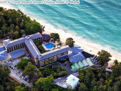 luchtgezicht Coral Strand Smart Choice Hotel Mahé