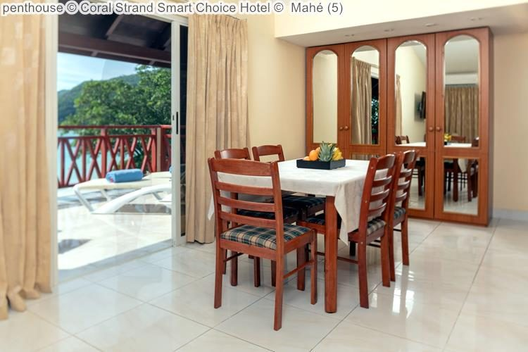 penthouse Coral Strand Smart Choice Hotel Mahé