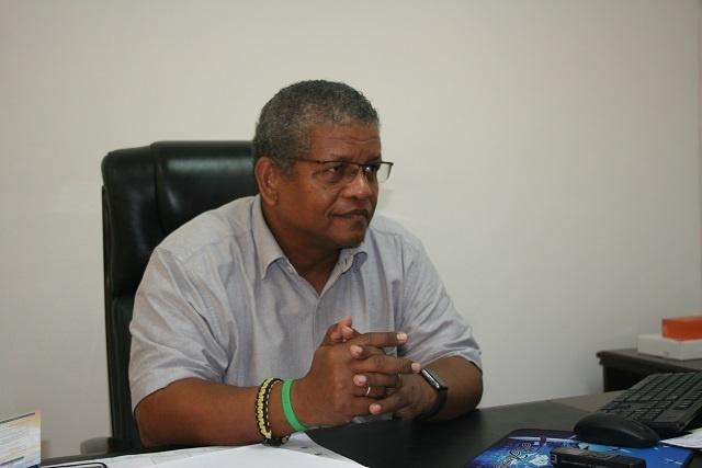 president Wavel Ramkalawan