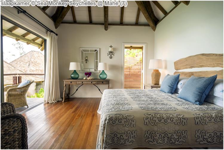 slaapkamer Sea Monkey Seychelles Mahé
