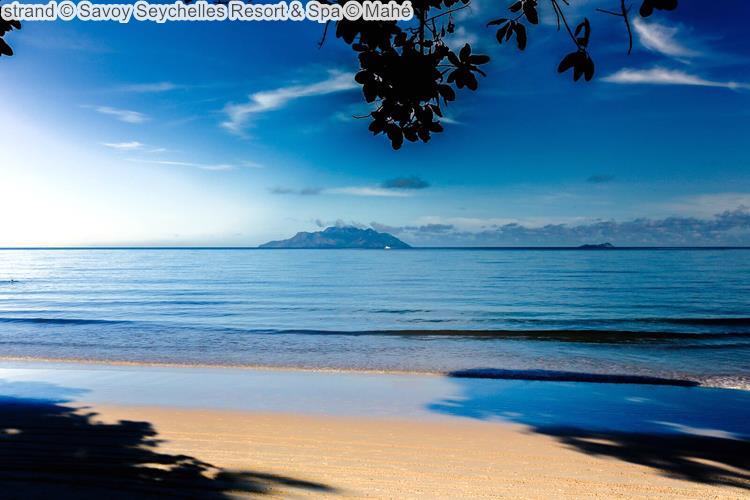 strand Savoy Seychelles Resort & Spa Mahé