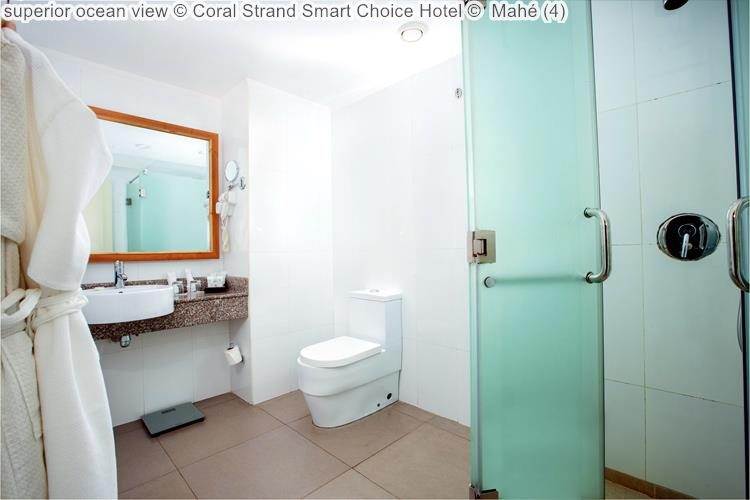 superior ocean view Coral Strand Smart Choice Hotel Mahé