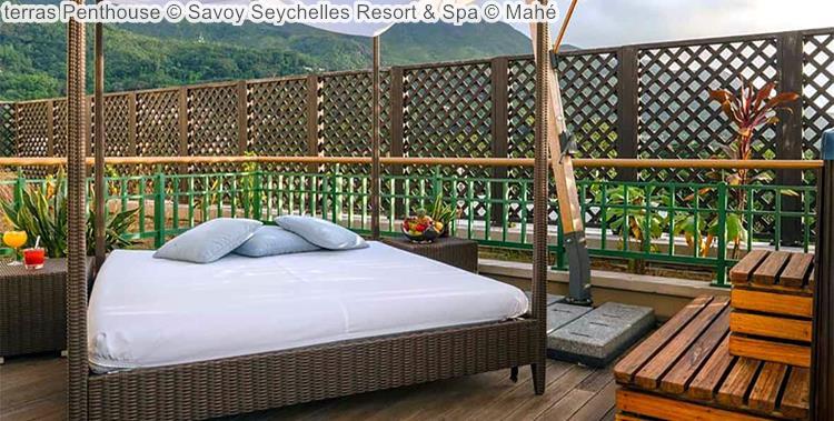 terras Penthouse Savoy Seychelles Resort & Spa Mahé