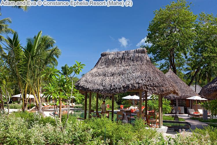 Adam and Eva Constance Ephelia Resort Mahe