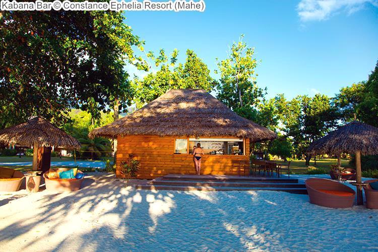 Kabana Bar Constance Ephelia Resort Mahe
