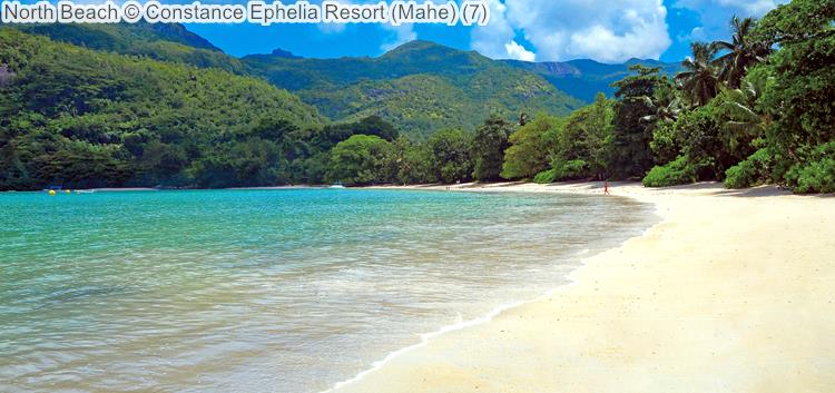 North Beach Constance Ephelia Resort Mahe
