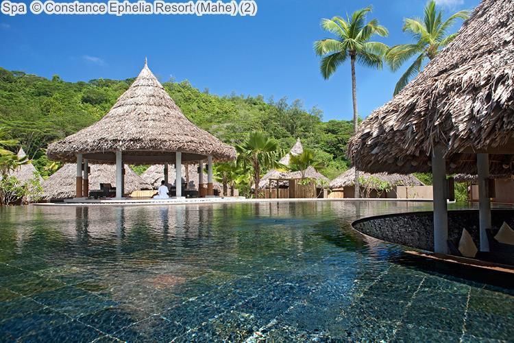 Spa Constance Ephelia Resort Mahe