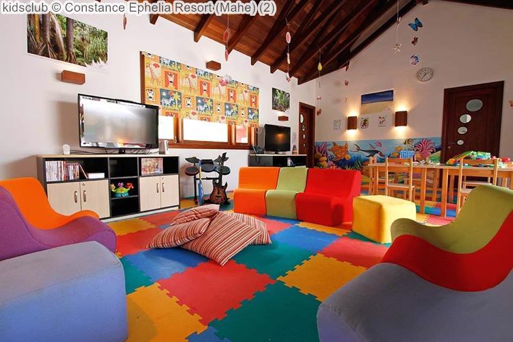 kidsclub Constance Ephelia Resort Mahe