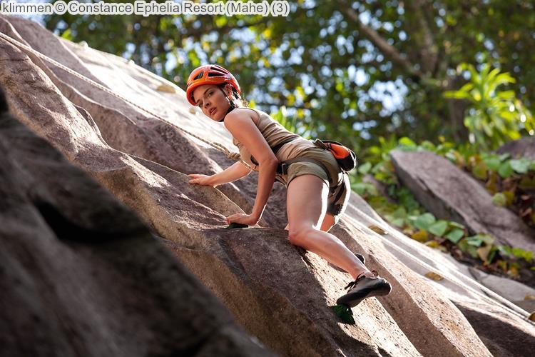 klimmen Constance Ephelia Resort Mahe