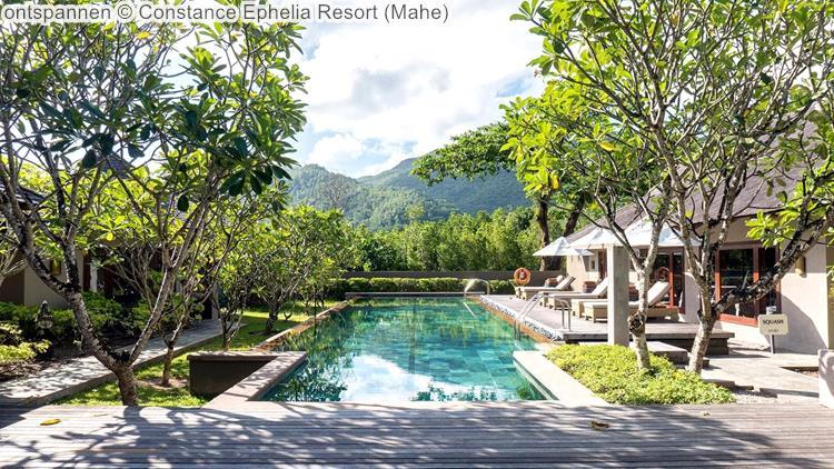 ontspannen Constance Ephelia Resort Mahe