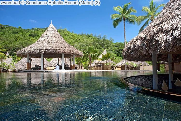 zwembad Constance Ephelia Resort Mahe