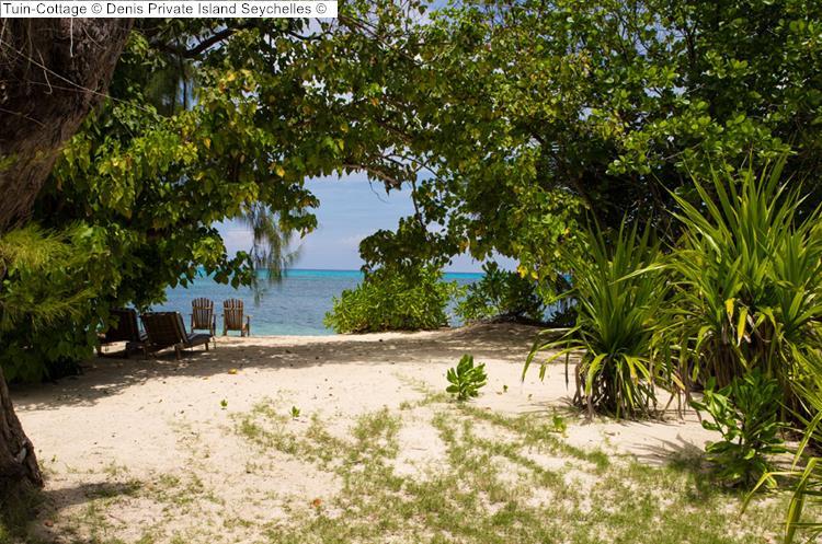 Tuin Cottage Denis Private Island Seychelles