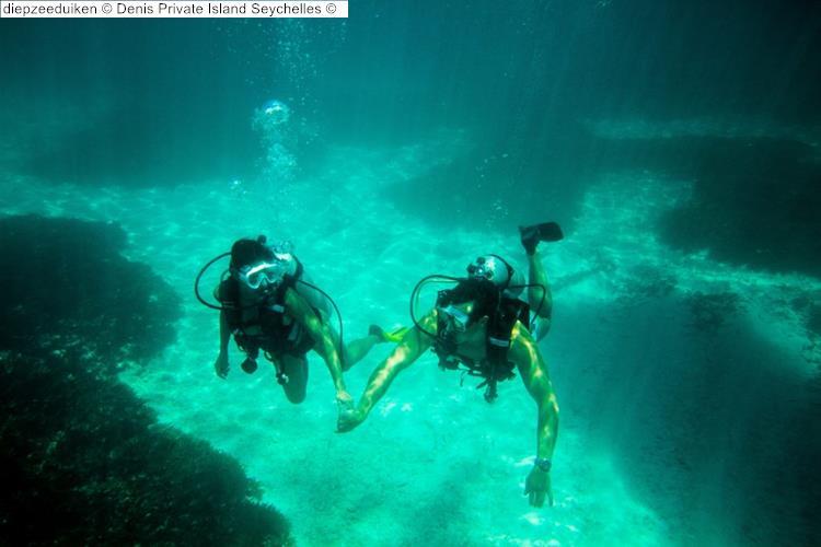 diepzeeduiken Denis Private Island Seychelles