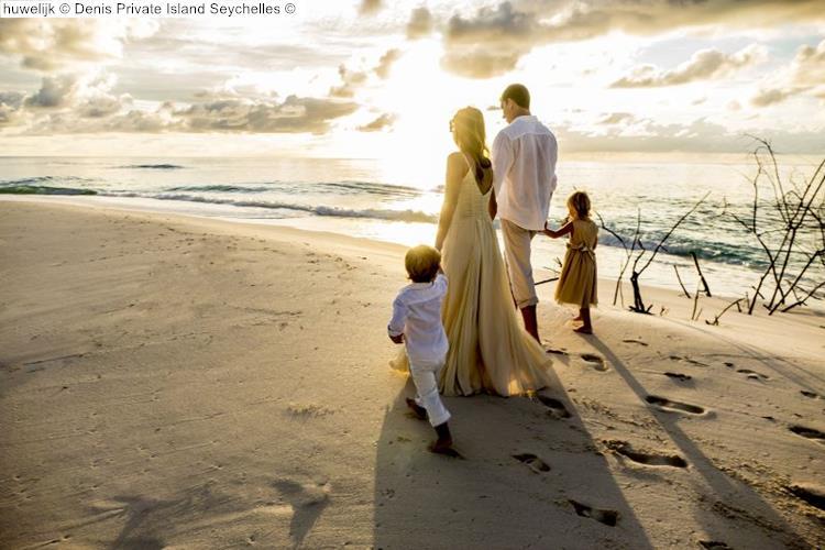 huwelijk Denis Private Island Seychelles