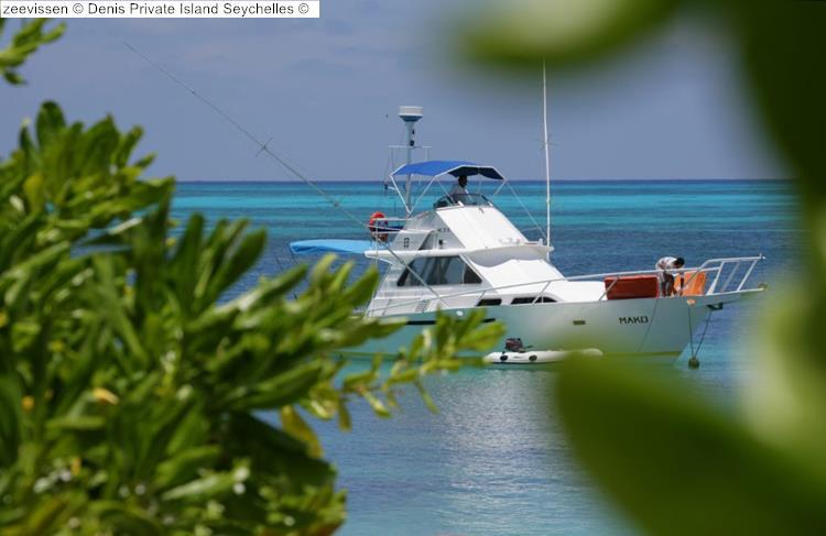 zeevissen Denis Private Island Seychelles