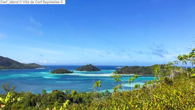 Cerf island Villa de Cerf Seychelles