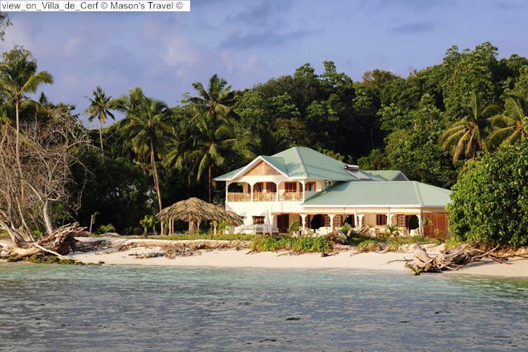 view on Villa de Cerf Mason's Travel