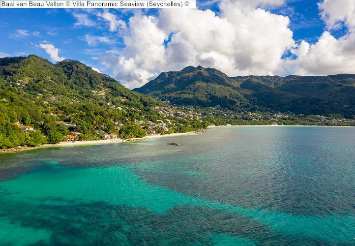 Baai van Beau Vallon Villa Panoramic Seaview Seychelles